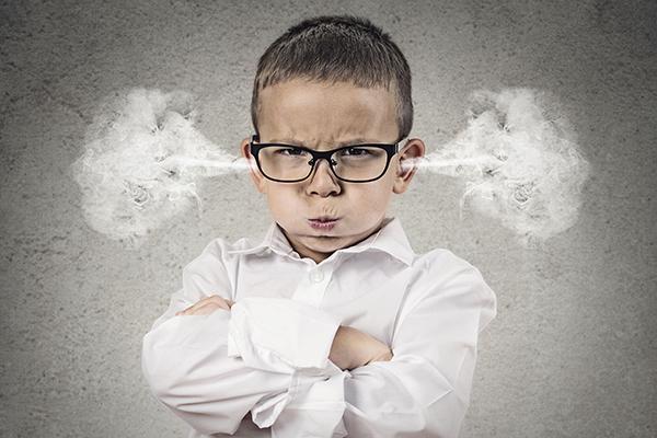 Her şeye itiraz eden bir çocuğunuz mu var?
