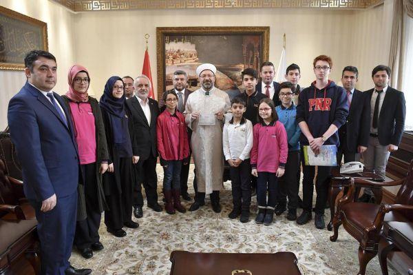 Öğrencilerden 'Yemen'e Sessiz Kalma' kampanyasına destek