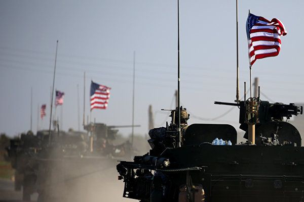 ABD'den açıklama! Suriye'den ilk çekilme gerçekleşti