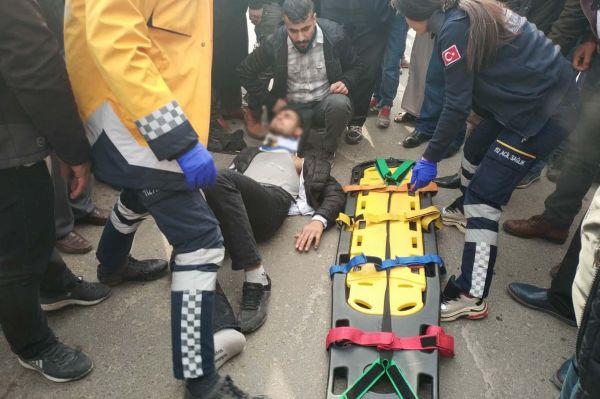 Batman'da trafik kazaları: Bir ağır yaralı