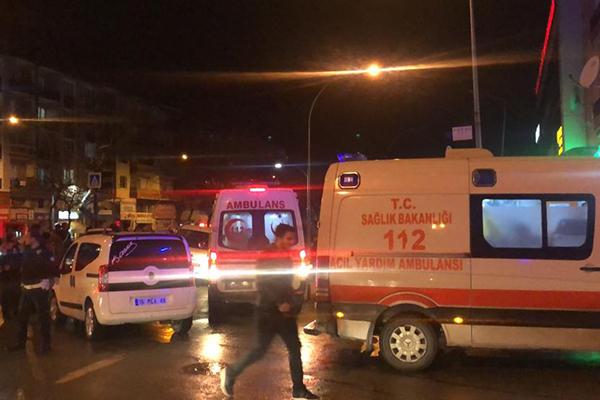 Bursa`da trafik kazası: 6 yaralı