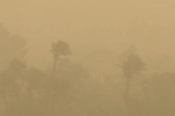 Mısır`daki kum fırtınasında 5 kişi hayatını kaybetti
