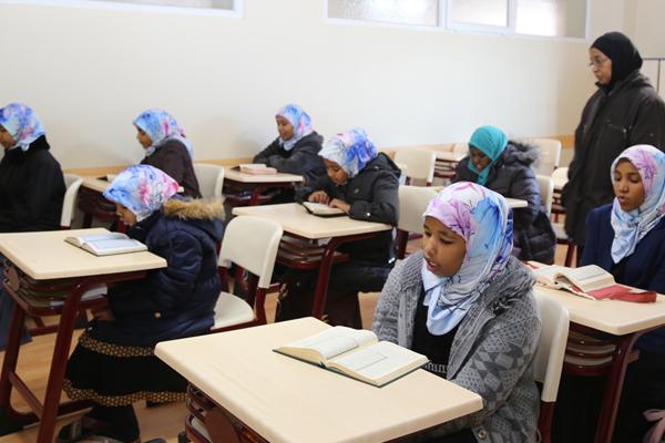 Sudan`ın hafızları Türkiye`de yetişiyor