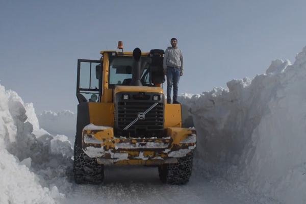 Kar yağışı yaşamı olumsuz etkiledi