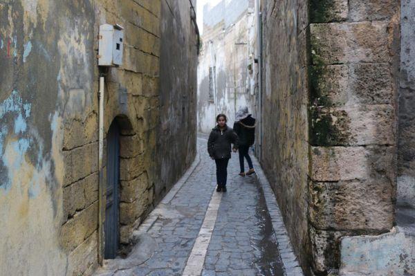Şanlıurfa`nın dar sokakları 12 bin yıllık tarihe tanıklık ediyor