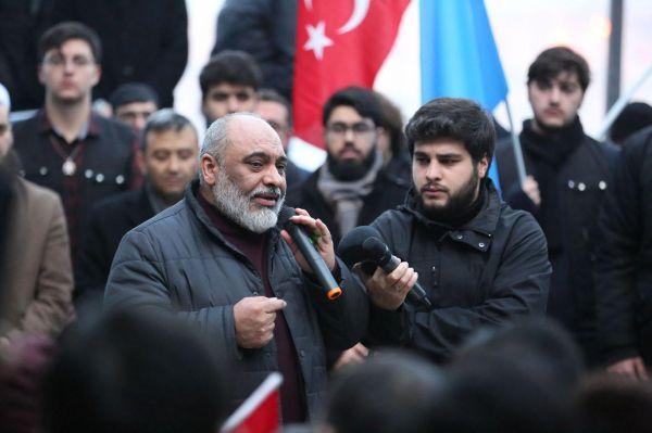Doğu Türkistan Anadolu'dur Ses Ver Türkiye!