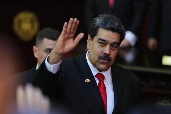 Maduro: Trump benim için 'öldürün' emri verdi