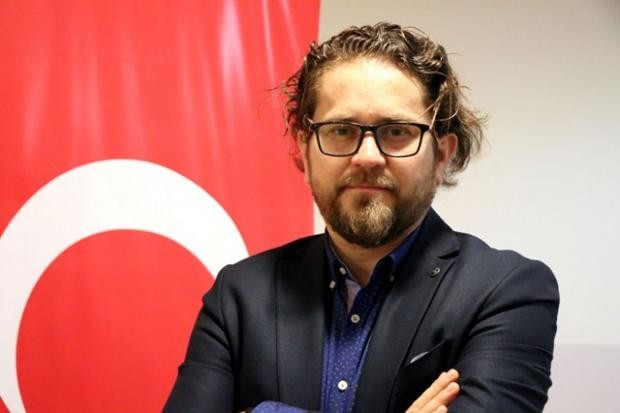 Uluslararası Sosyal Medya Derneği Başkanı Said Ercan