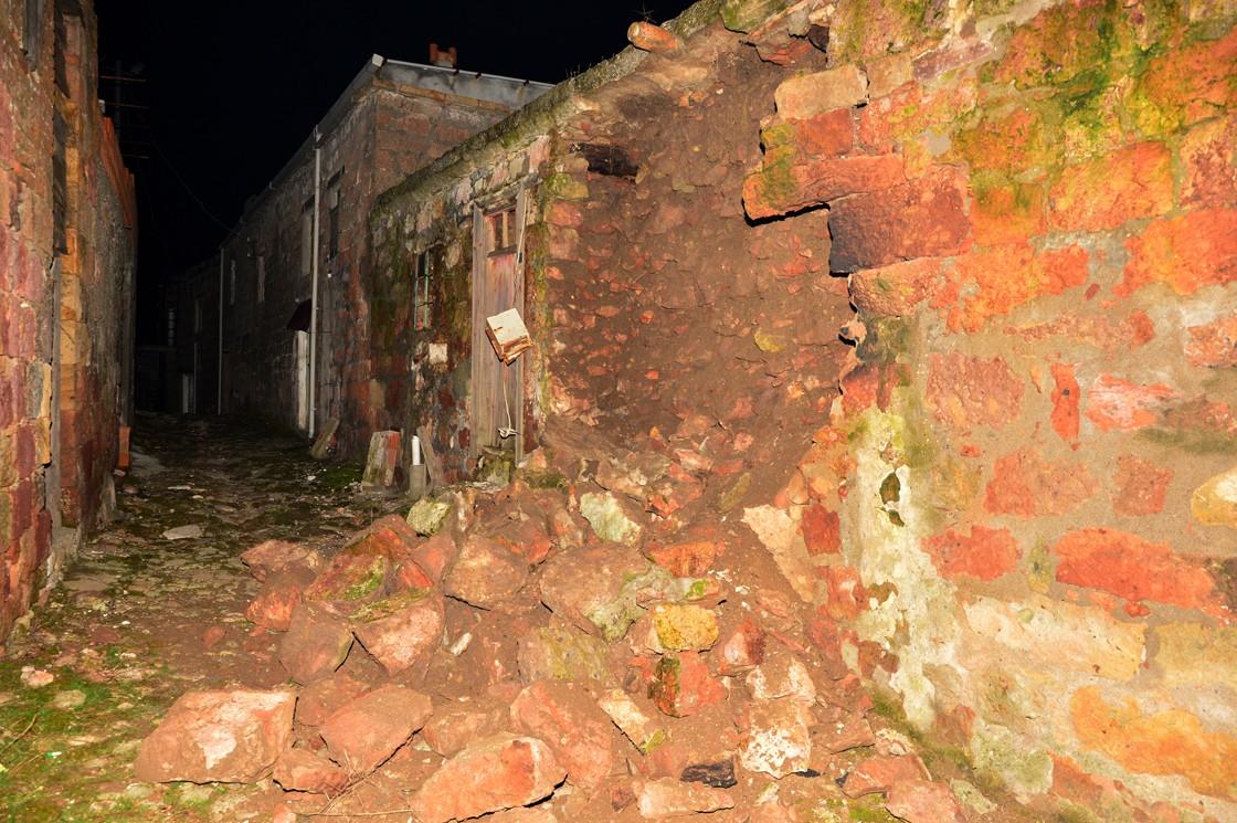 Deprem sonrası 46 artçı sarsıntı meydana geldi