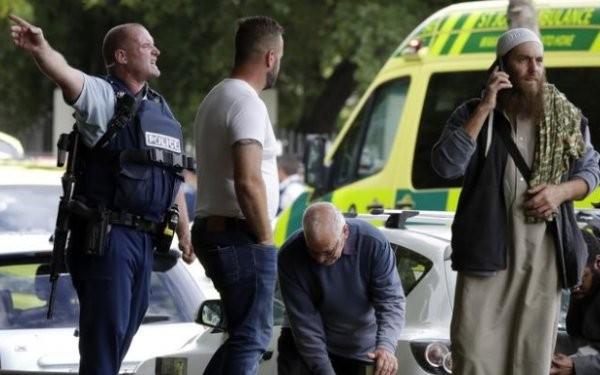 Yeni Zelanda'da iki camiye silahlı saldırı: Çok sayıda şehid var