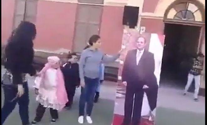diktatör sisi