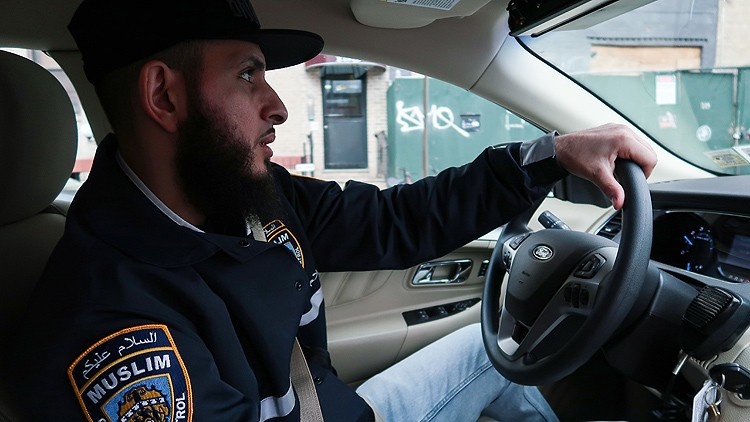 New York'ta 'Müslüman Toplum Devriyesi' göreve başladı