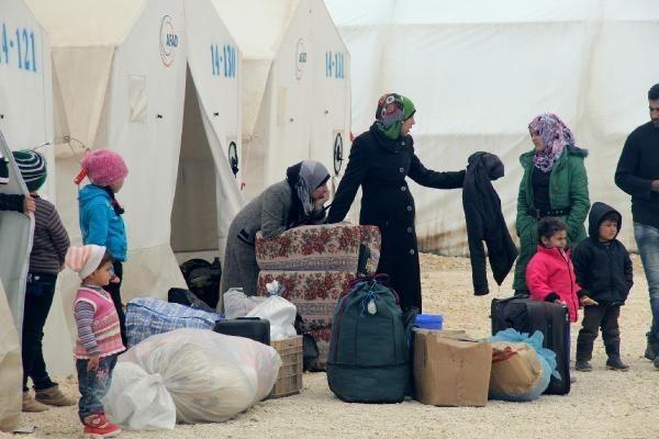 Şanlıurfa'da çadır kenti boşaltılıyor