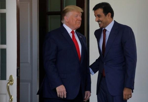 Amerika ile Katar arasında 85 Milyarlık anlaşma