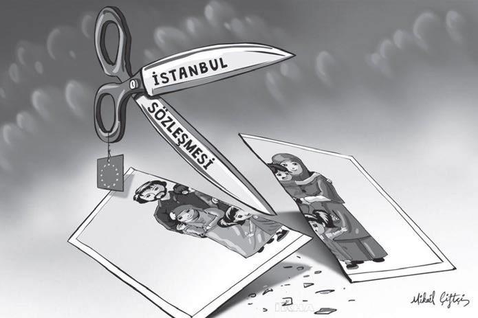 Türkiye Aile Meclisi'nden Cumhurbaşkanı'na açık mektup BU İFSAD PROJESİNE SON VERİN