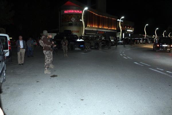 Tokat'ta borç kavgası gerginliğe neden oldu