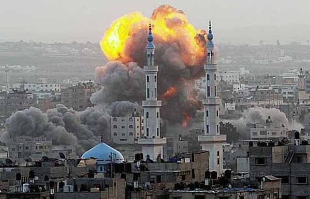 Gazze direniyor! ABLUKADA 13 YIL