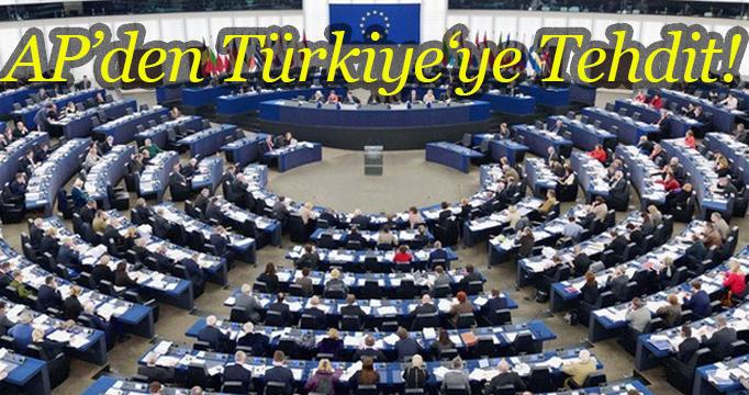 AP'den Türkiye'ye  tehdit
