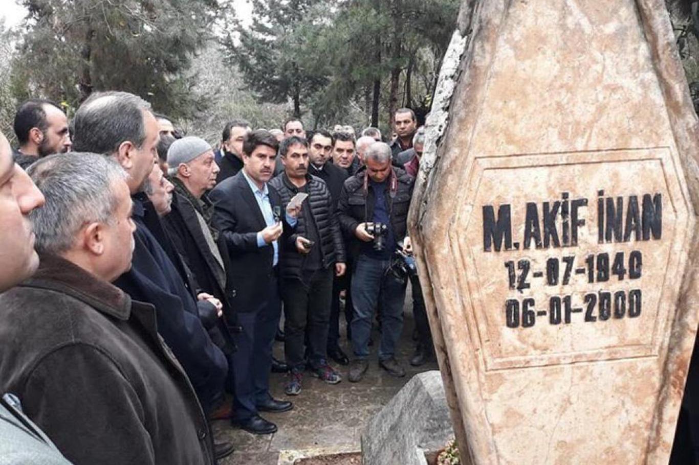 Kudüs Şairi Mehmet Akif İnan unutulmadı - 6. Sayfa - Galeri - Doğruhaber