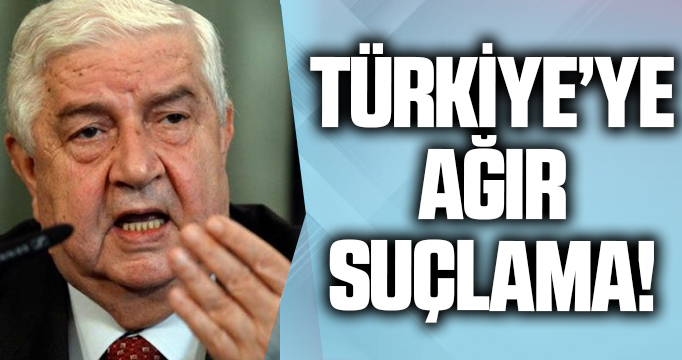 Muallim'den Türkiye ve ABD'ye suçlama