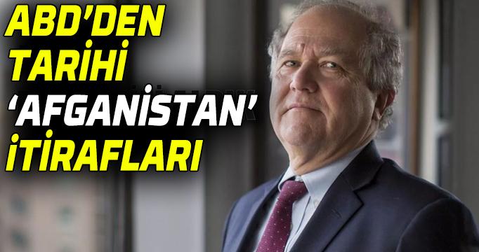 İşgalci ABD'den tarihi 'Afganistan' itirafları