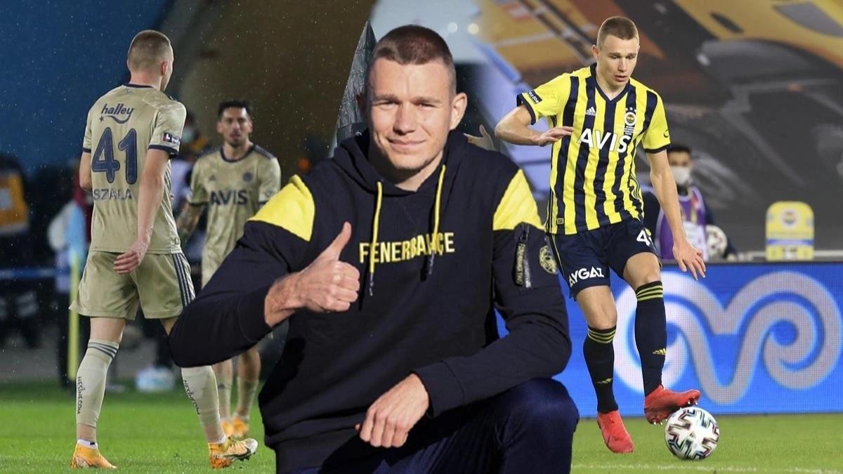 7) Attila Szalai - 11 Milyon Euro (Fenerbahçe)
