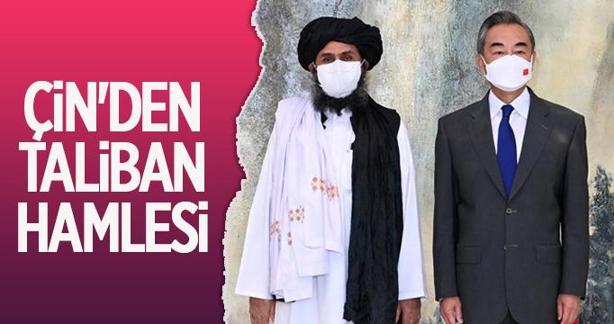 Çin'den Taliban hamlesi