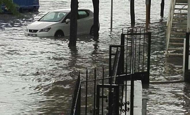 Doğu'da 5 il için sel ve su baskını uyarısı