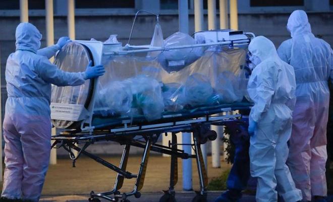698 نفر در آمریکا به علت ویروس کرونا جان خود را از دست داد