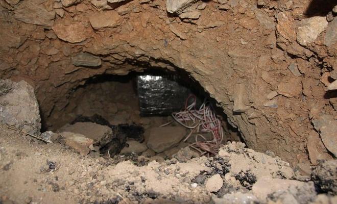 Bitlis kırsalında köprü altına yerleştirilen 300 kilogram patlayıcı ele geçirildi