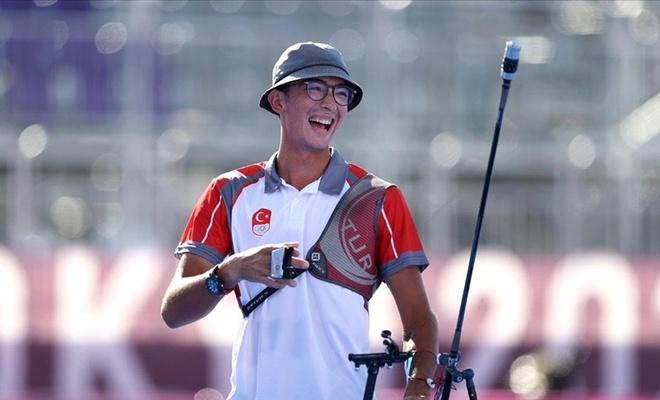Mete Gazoz olimpiyat şampiyonu oldu