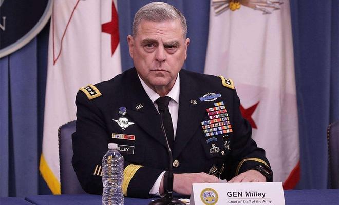 """ABD Genelkurmay Başkanı Milley: """"Afganistan'da 81 ilçe merkezi Taliban'ın elinde"""""""