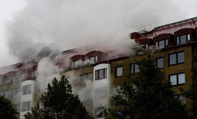 İsveç'te patlama: En az 23 yaralı