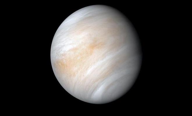 Venüs'te Dünya'dakine benzer hareket