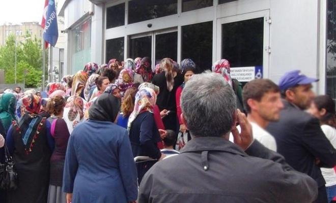Amasya`da 30 kişilik işe 2 bin 477 kişi başvurdu