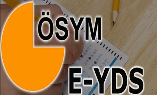 e-YDS 2019/3 ingilizce sınava giriş belgeleri açıklandı
