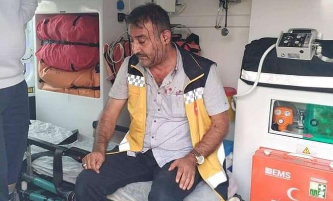 Yalova'da filyasyon ekibine saldırı: Bir yaralı