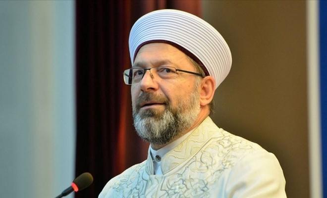 Prof. Dr. Erbaş: Aydınlık geleceğin teminatı Veda Hutbesi'ndeki ilkelerdir