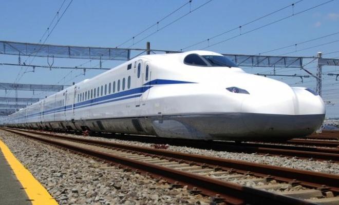 Japonya, şarjlı hızlı treni test etti