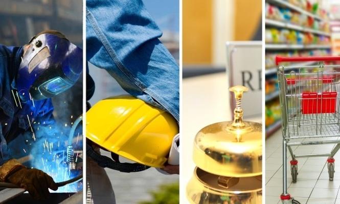 Tüm sektörlerde toplam ciro %24,7 arttı