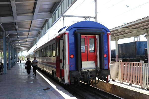 Malatya'da tren seferleri uzun bir aranın ardından tekrar başladı