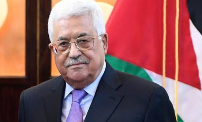 Abbas'tan Trump'ın işgal planına tepki