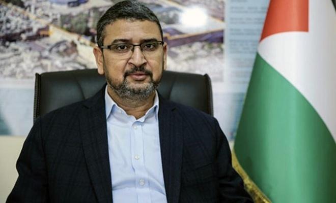 'Hamas israil'in kışkırtmaları karşısında Türkiye'nin yanında'