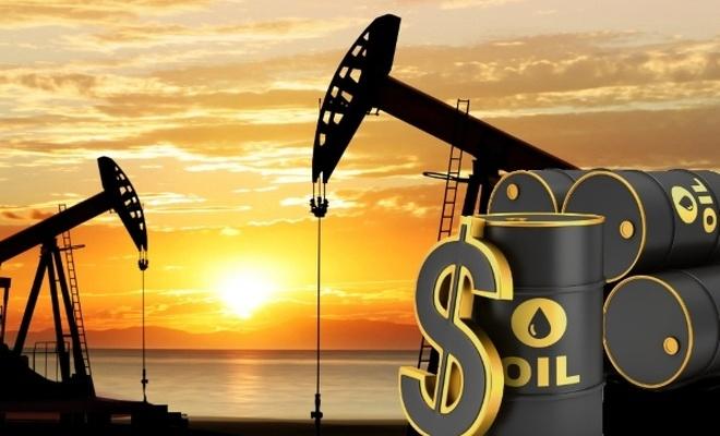 Brent petrolün varil fiyatı güne 71,45 dolardan başladı