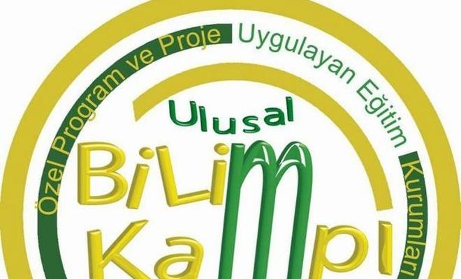 """Samsun`da """"Ulusal Bilim Kampı"""" düzenlendi"""
