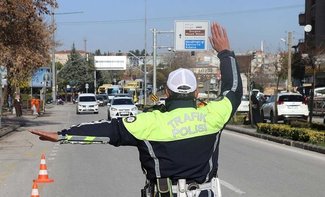En yüksek trafik cezası 32 bin 719 TL oldu