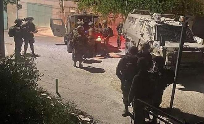 Teröristler Filistin'de çocuk dinlemiyor