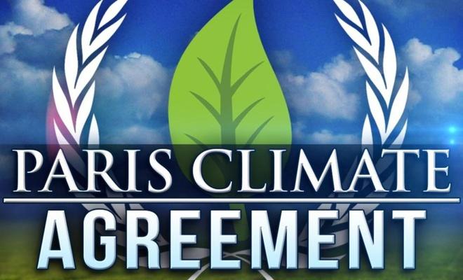 ABD, Paris İklim Anlaşması'ndan resmen çekildi