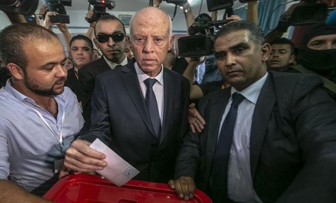 Tunus'un yeni cumhurbaşkanı belli oldu!