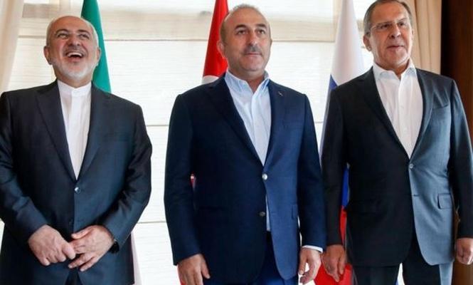 İstanbuldan önce Astanada üçlü görüşme yapılacak